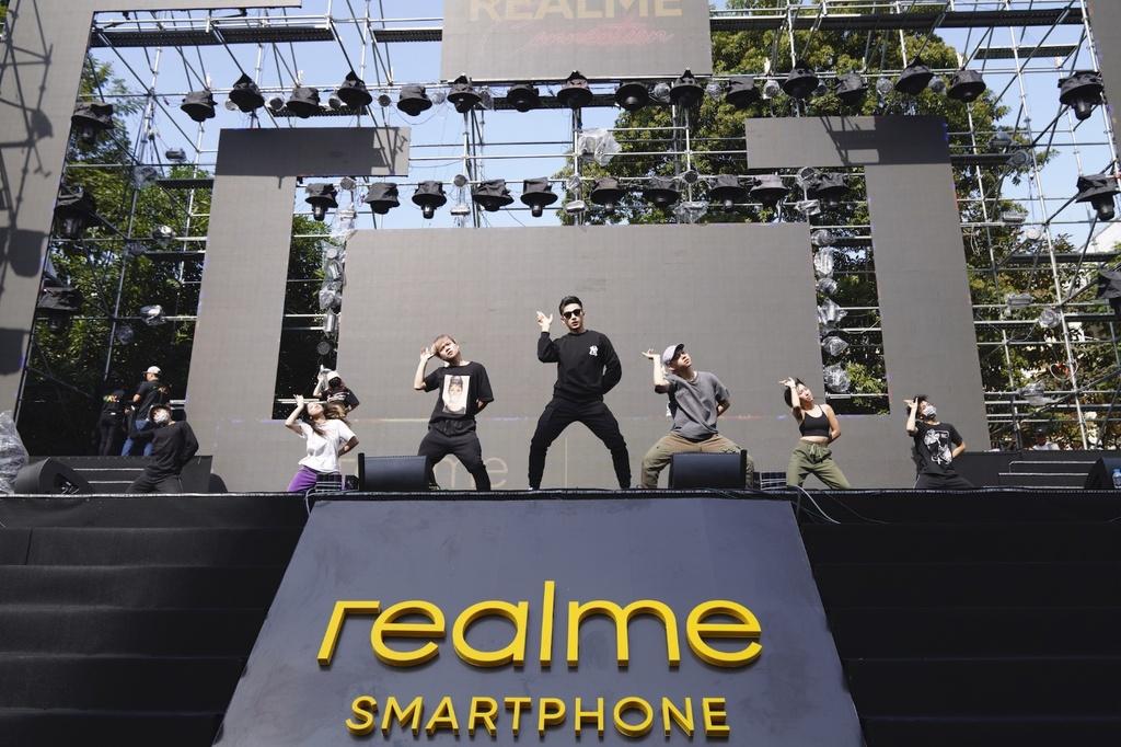 Isaac, Amee dam mo hoi tong duyet dai nhac hoi 'Realme Connection' hinh anh 7 image007.jpg