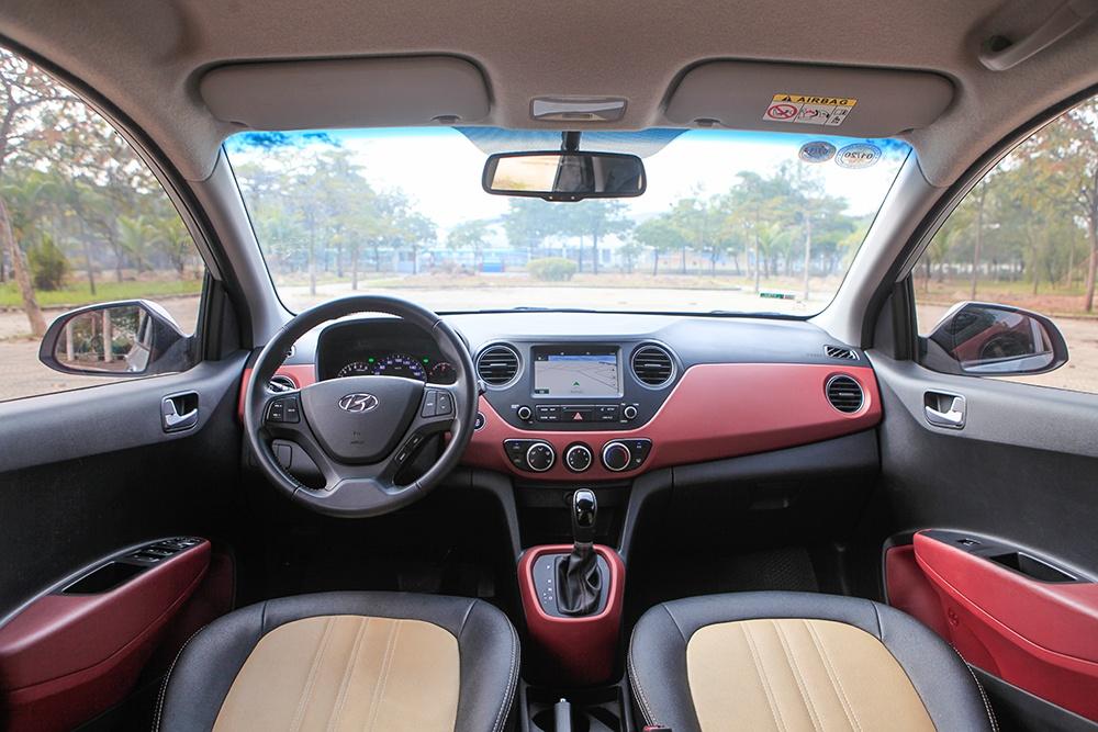 Hyundai Grand i10 qua 2 nam su dung, chay 90.000 km, con lai gi? hinh anh 4 Anh_12.jpg