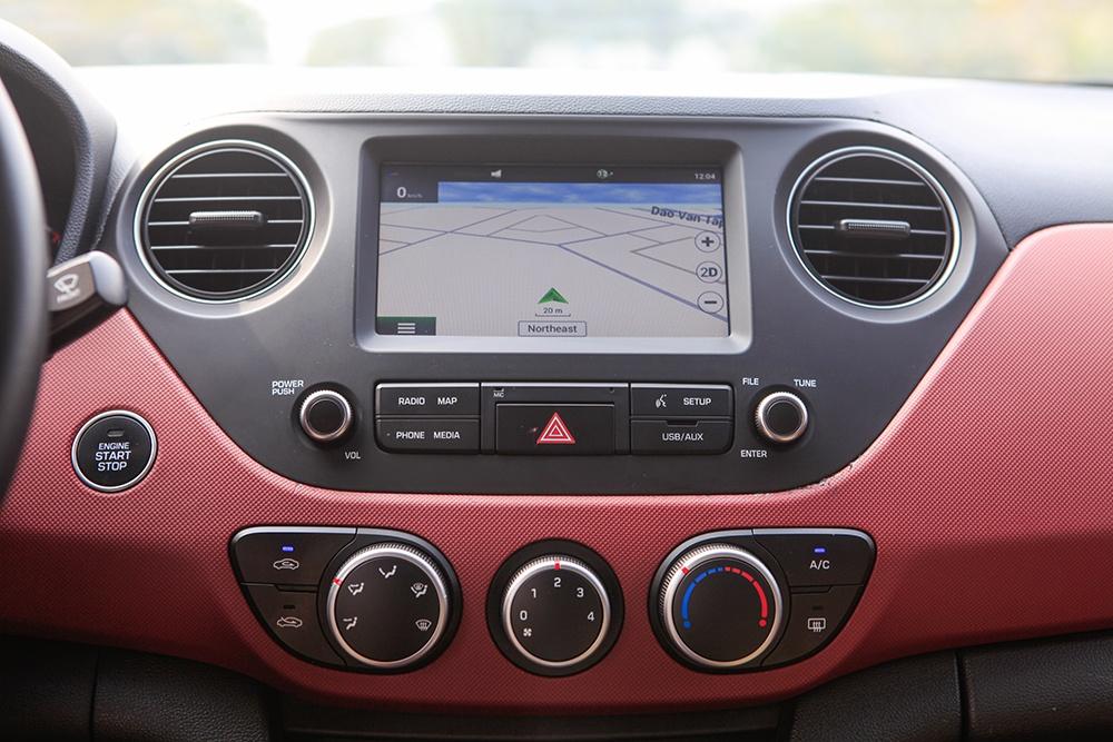 Hyundai Grand i10 qua 2 nam su dung, chay 90.000 km, con lai gi? hinh anh 13 Anh_17.jpg