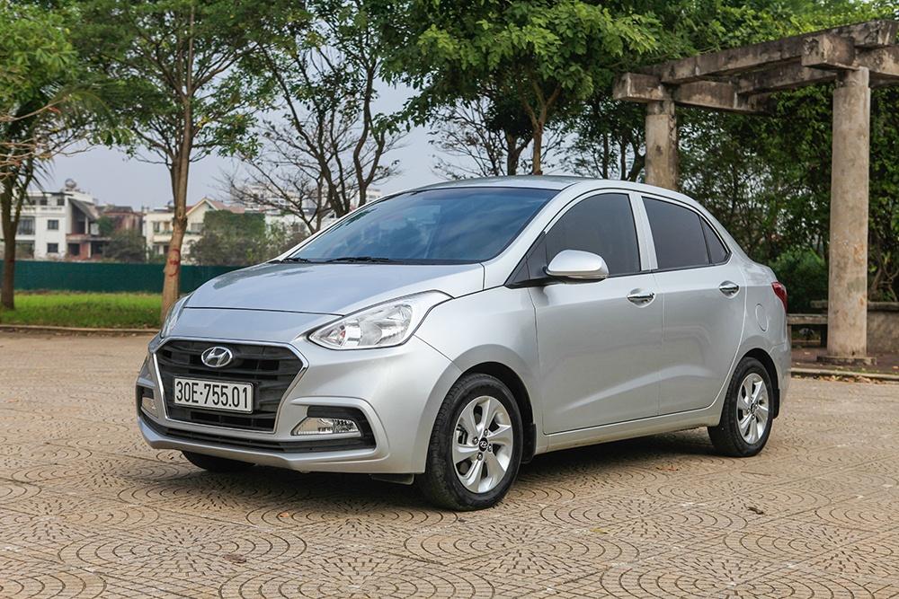 Hyundai Grand i10 qua 2 nam su dung, chay 90.000 km, con lai gi? hinh anh 17 Anh_1_1.jpg