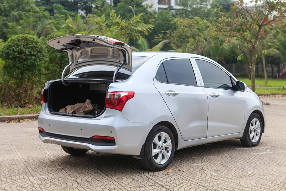 Hyundai Grand i10 qua 2 nam su dung, chay 90.000 km, con lai gi? hinh anh 5 Anh_4_1.jpg
