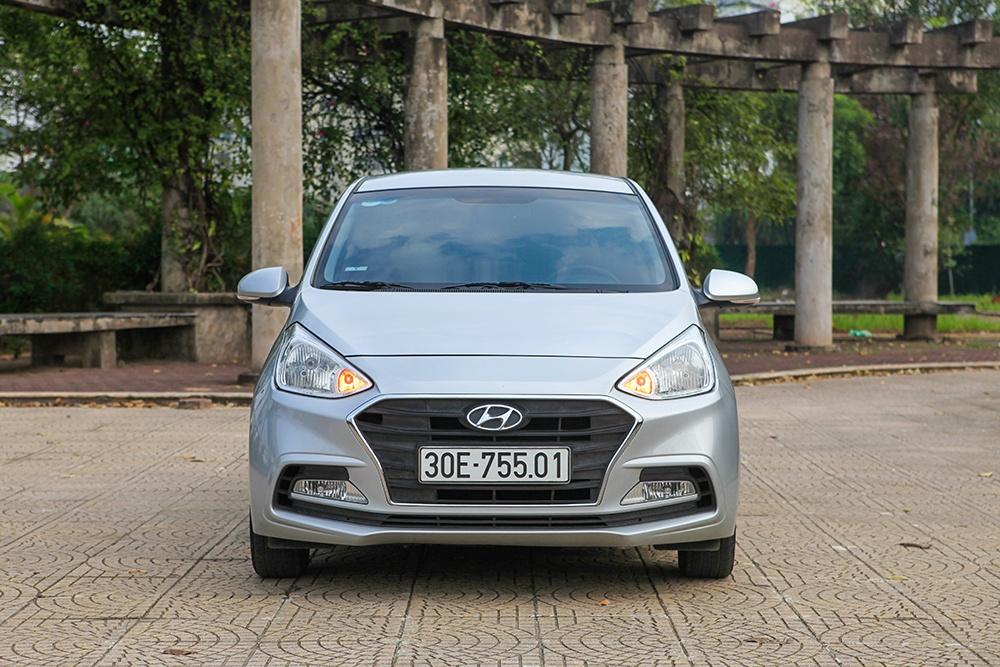 Hyundai Grand i10 qua 2 nam su dung, chay 90.000 km, con lai gi? hinh anh 1 Anh_9.jpg