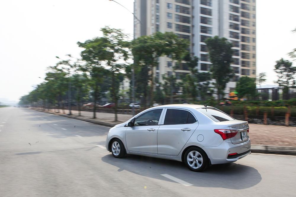 Hyundai Grand i10 qua 2 nam su dung, chay 90.000 km, con lai gi? hinh anh 16 MG_6473.jpg