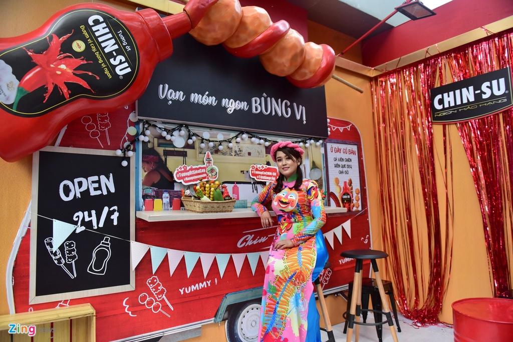 Bo tui diem check-in mua Tet cua Ninh Duong Lan Ngoc va nguoi dep Viet hinh anh 13 gg_zing_chin_su.JPG