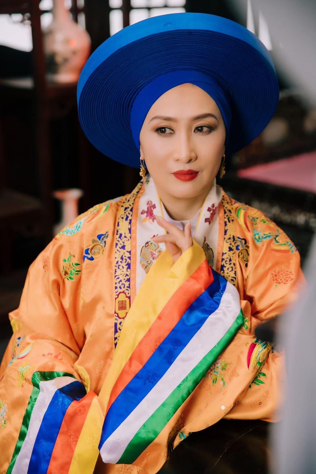 Hoa hau Diem Chau dam nhan vai phi tan cua Hoang de Thieu Tri hinh anh 1 image001_1.jpg
