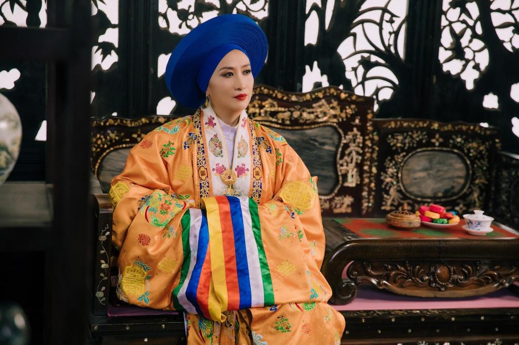 Hoa hau Diem Chau dam nhan vai phi tan cua Hoang de Thieu Tri hinh anh 2 image003_1.jpg