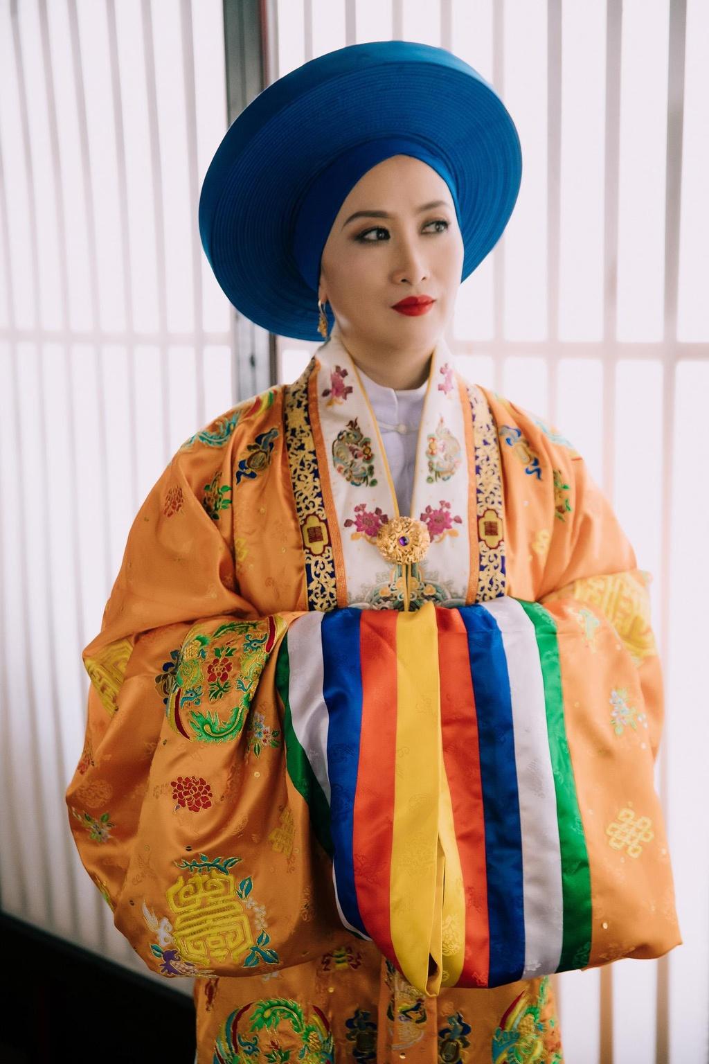 Hoa hau Diem Chau dam nhan vai phi tan cua Hoang de Thieu Tri hinh anh 4 image009.jpg