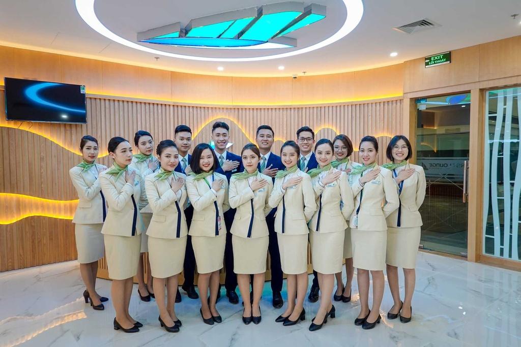 Bamboo Airways khai thac phong cho hang thuong gia tai san bay Noi Bai hinh anh 9 a005.JPG