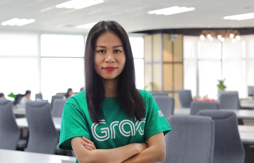 CEO Grab Viet Nam Nguyen Thai Hai Van anh 1