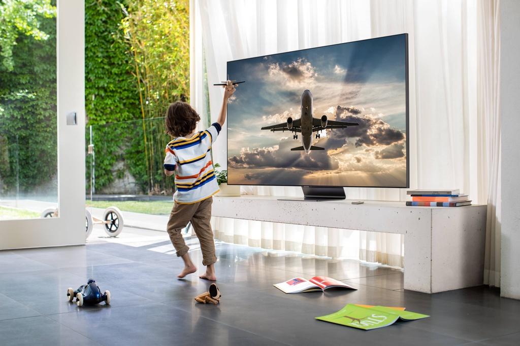 Samsung cho the gioi thay am thanh tren TV nen 'thong minh' the nao hinh anh 2 anh_2_1.jpg