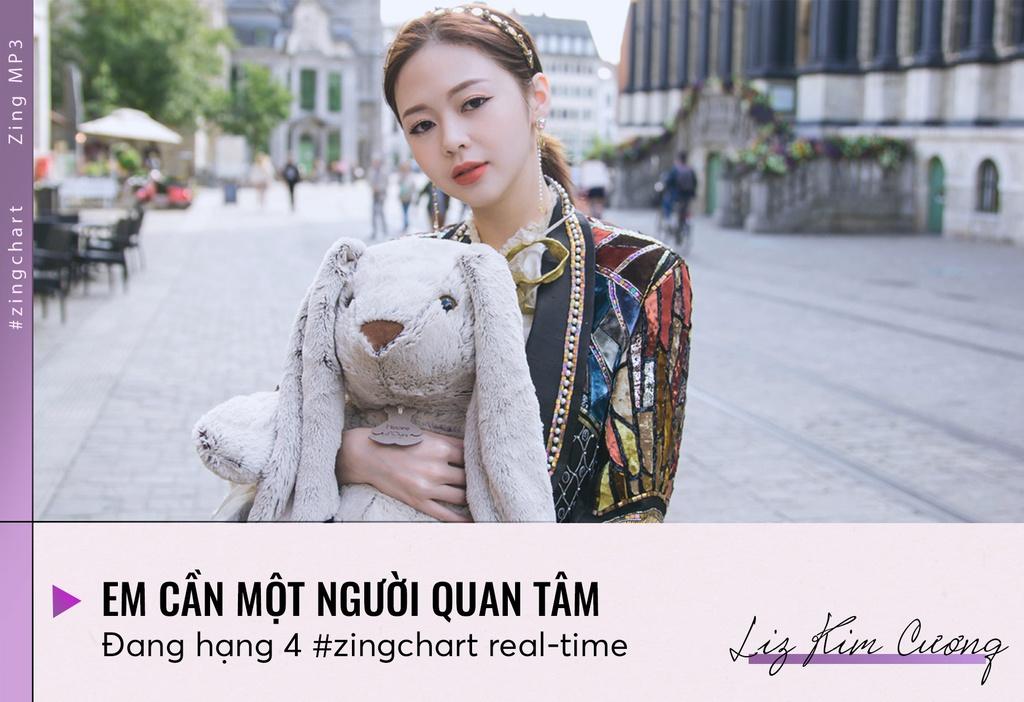 Liz Kim Cuong anh 1