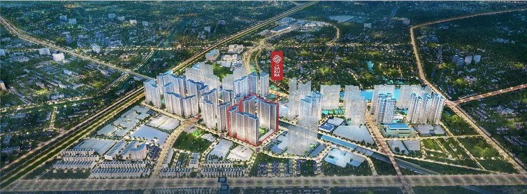 Vinhomes Smart City anh 1