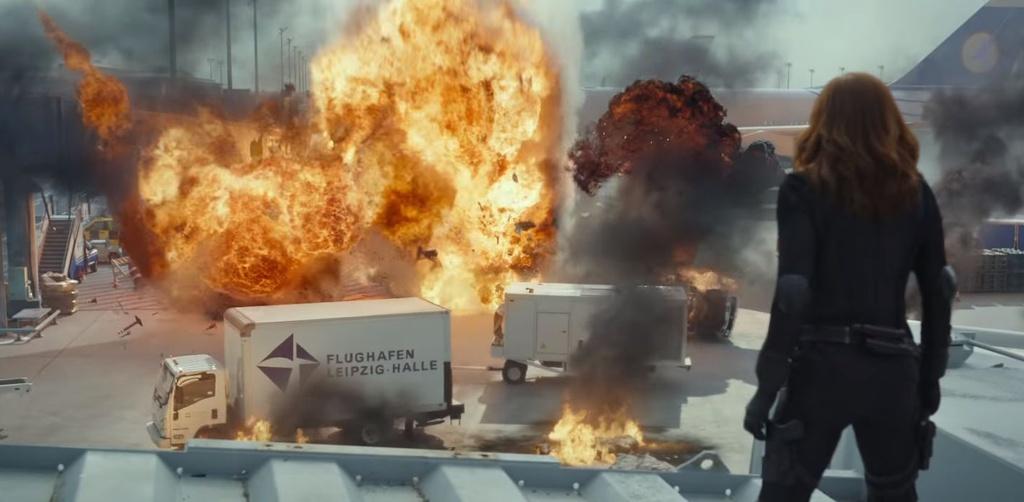 Nhung chi tiet thu vi an giau trong 'Captain America 3' hinh anh 13