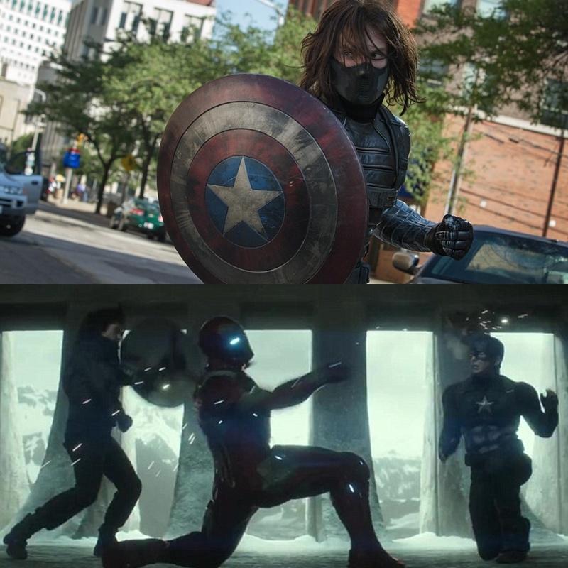 Nhung chi tiet thu vi an giau trong 'Captain America 3' hinh anh 15