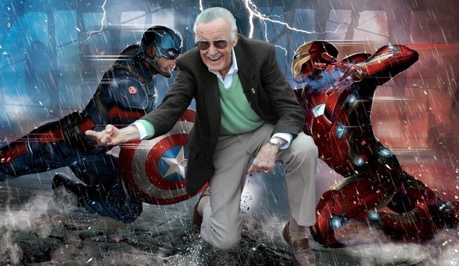 Nhung chi tiet thu vi an giau trong 'Captain America 3' hinh anh 18