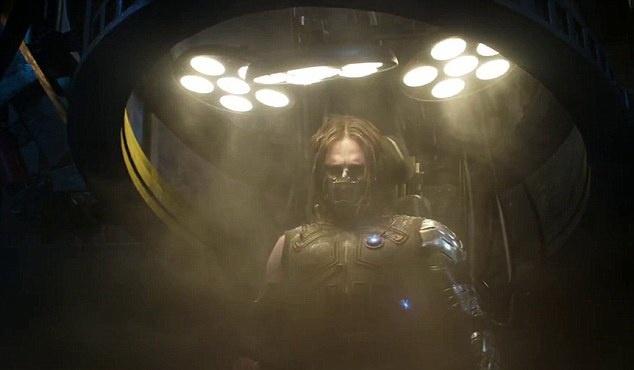 Nhung chi tiet thu vi an giau trong 'Captain America 3' hinh anh 6