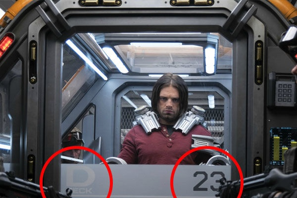 Nhung chi tiet thu vi an giau trong 'Captain America 3' hinh anh 8