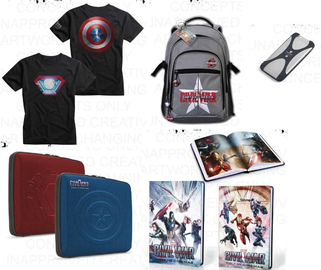 Nhung chi tiet thu vi an giau trong 'Captain America 3' hinh anh 20