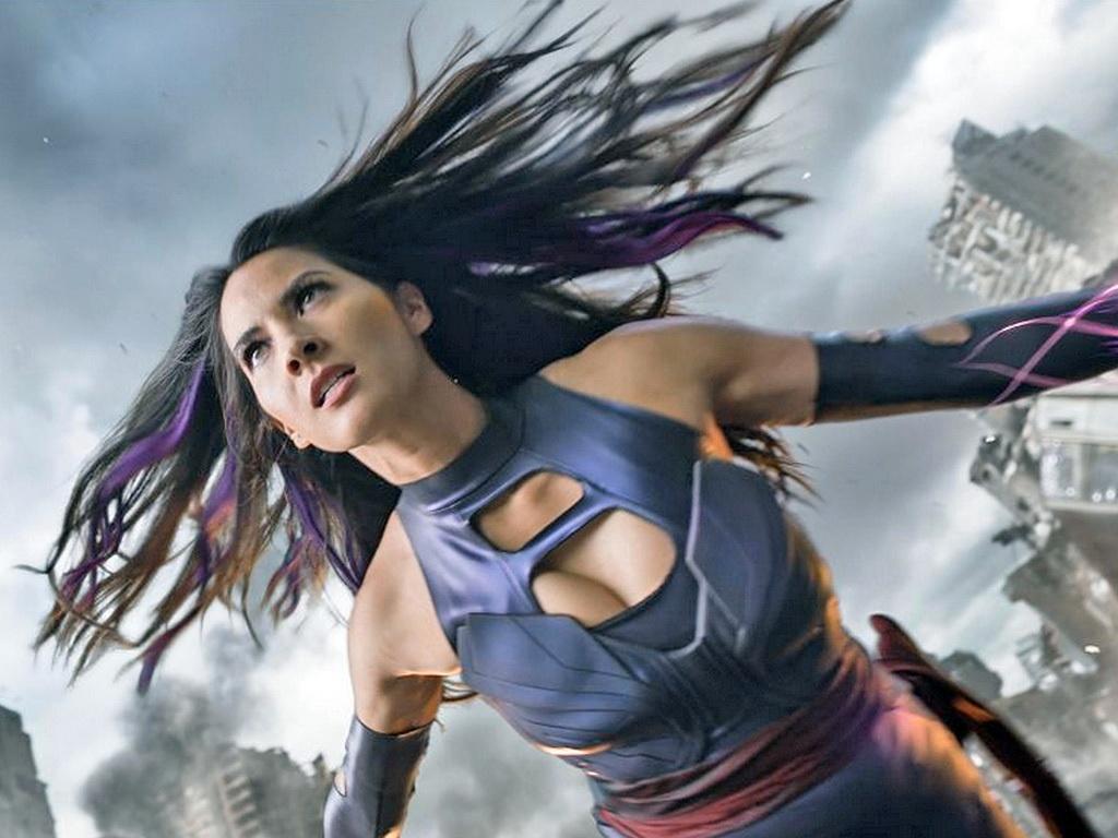 Nhung my nhan quyen ru hang dau the gioi X-Men hinh anh 11
