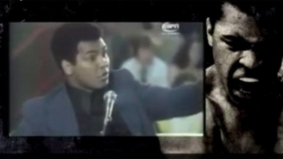 Nhung bo phim ve huyen thoai quyen anh Muhammad Ali hinh anh 1