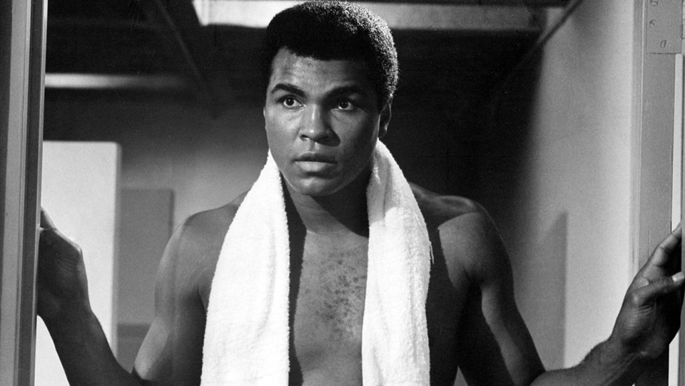 Nhung bo phim ve huyen thoai quyen anh Muhammad Ali hinh anh 2