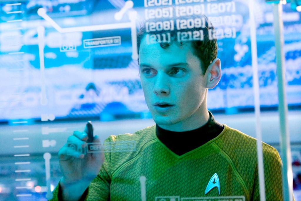 Nhung bo phim an tuong cua dien vien 'Star Trek' vua tu nan hinh anh 8