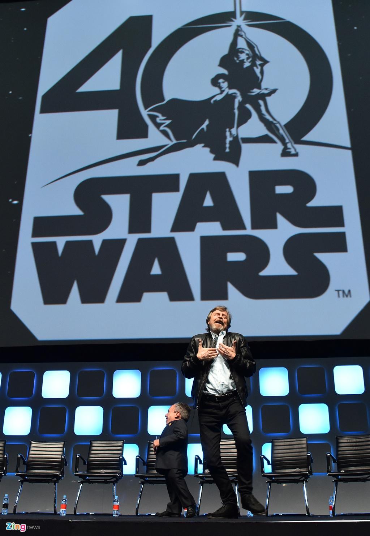 Disney chinh thuc gioi thieu nguoi ke nhiem Harrison Ford hinh anh 11