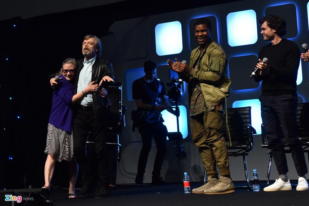 Disney chinh thuc gioi thieu nguoi ke nhiem Harrison Ford hinh anh 9