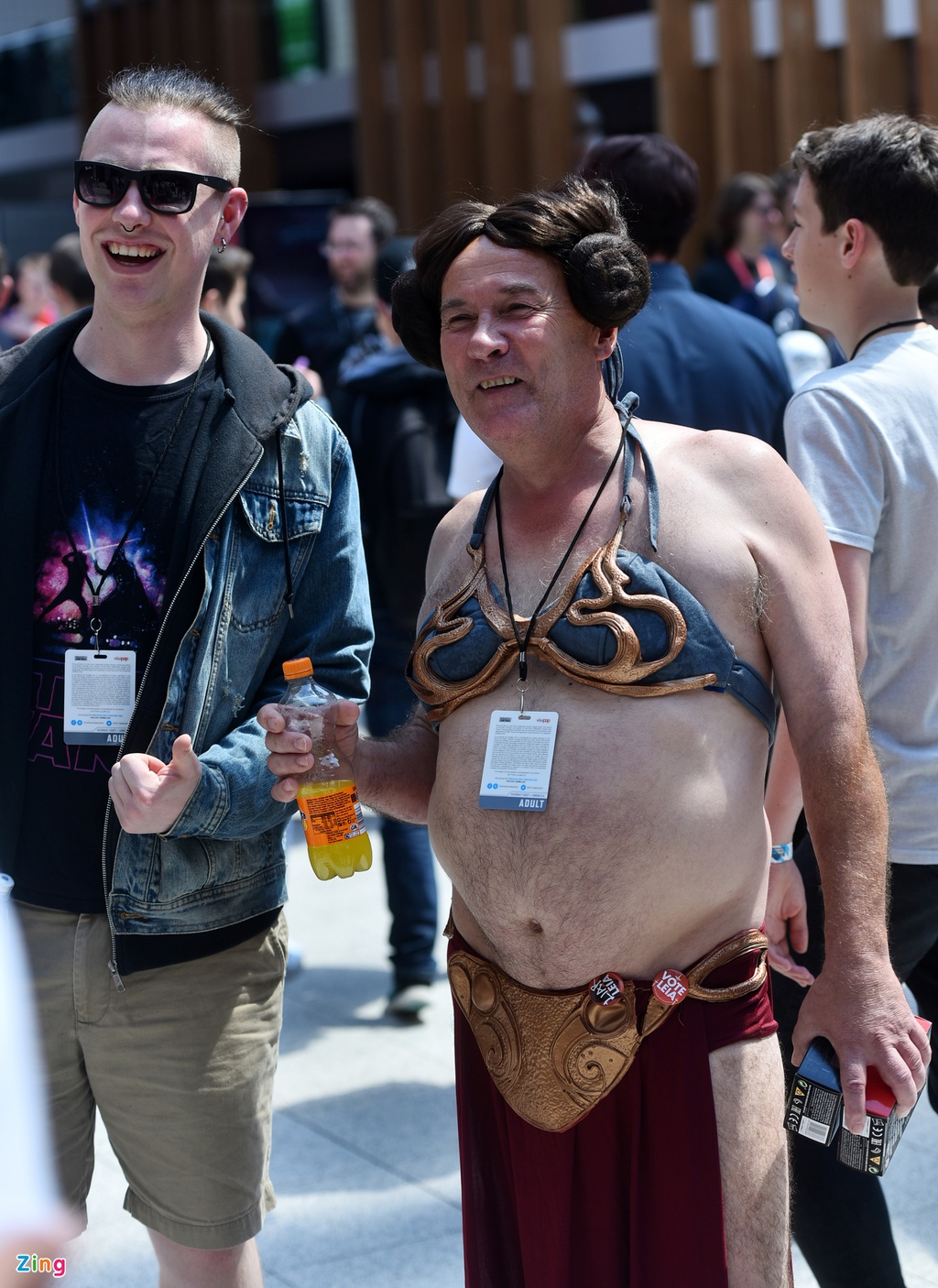 Van hoa cosplay cua nguoi phuong Tay qua 'Star Wars' hinh anh 2