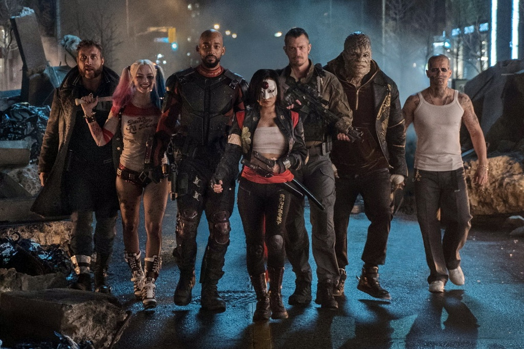 hau truong Suicide Squad anh 14