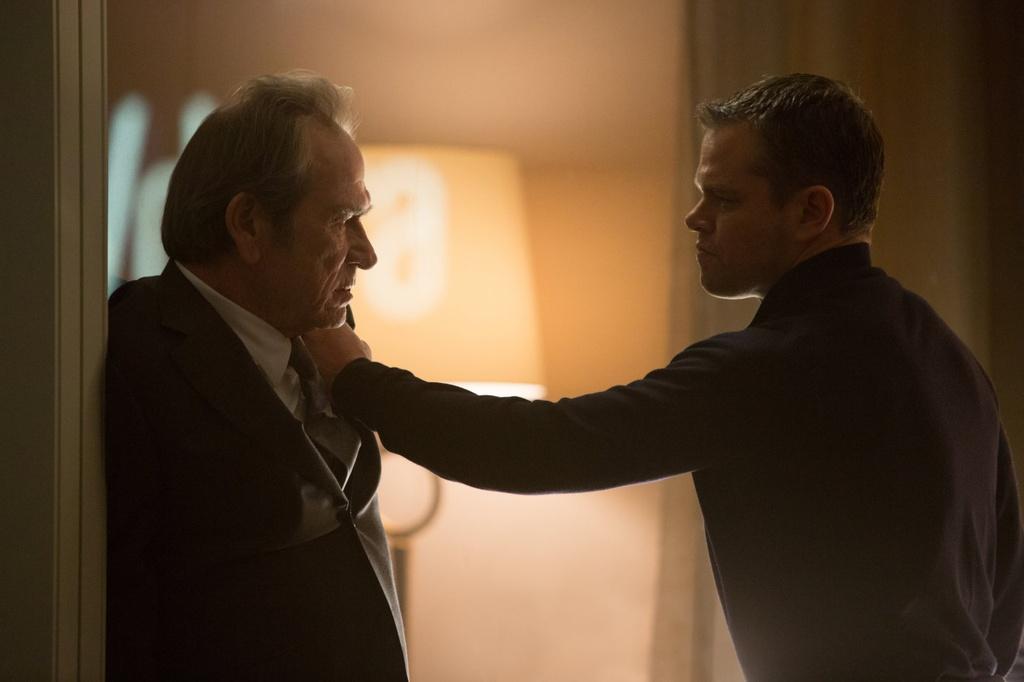 Gioi phe binh chia re vi 'Sieu diep vien Jason Bourne' hinh anh 11