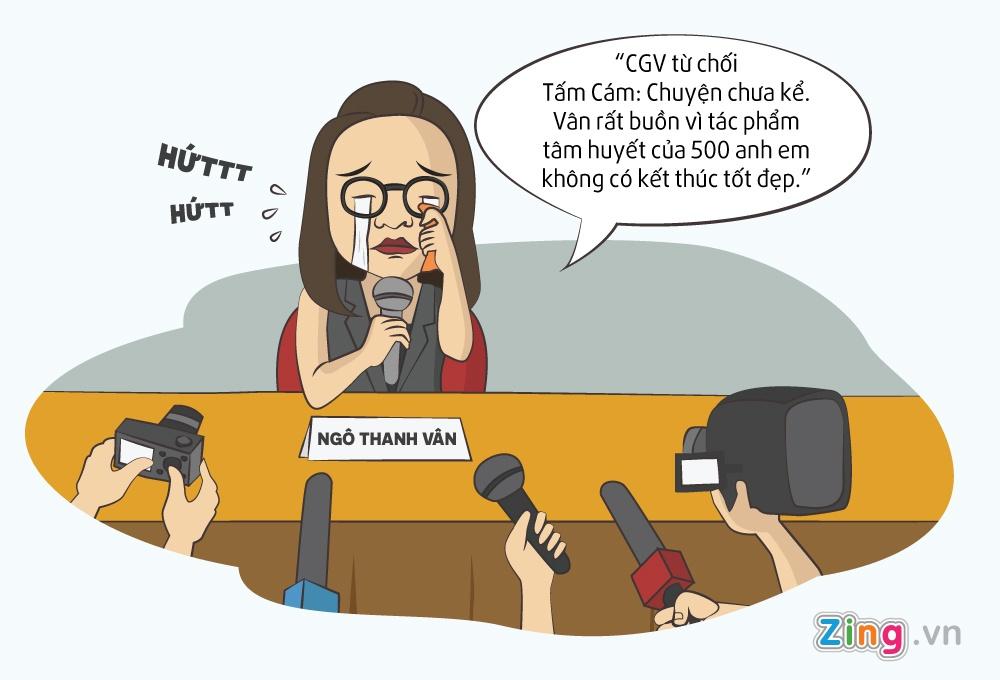 Hi hoa ve 'Tam Cam: Chuyen chua ke' cua Ngo Thanh Van hinh anh 1