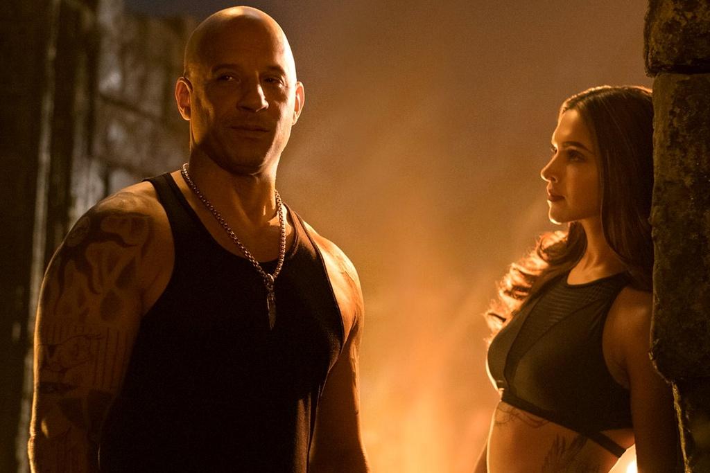 Dan my nhan nong bong ben Vin Diesel trong 'xXx 3' hinh anh 1