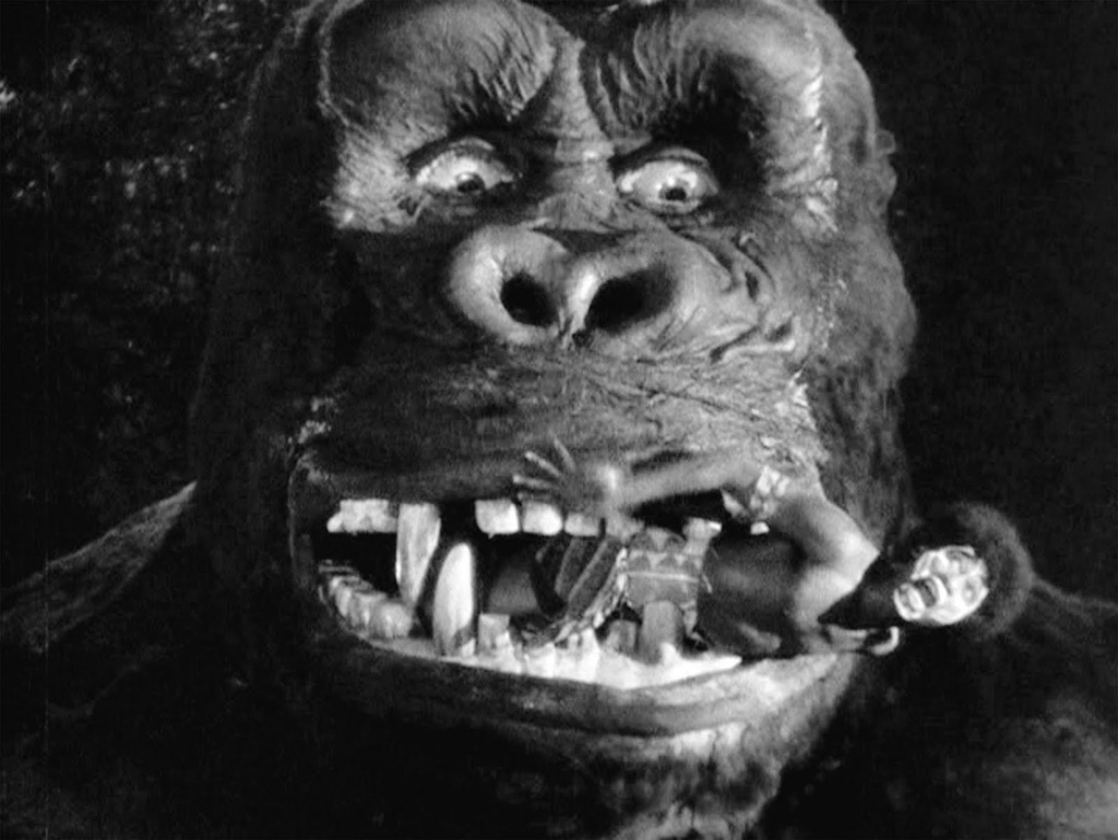 tao hinh King Kong anh 1