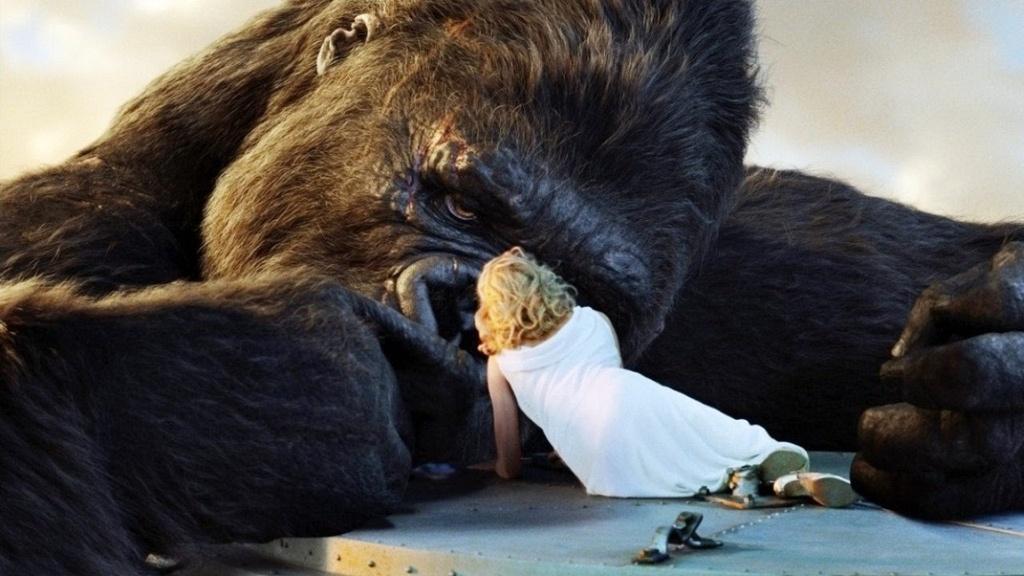tao hinh King Kong anh 5