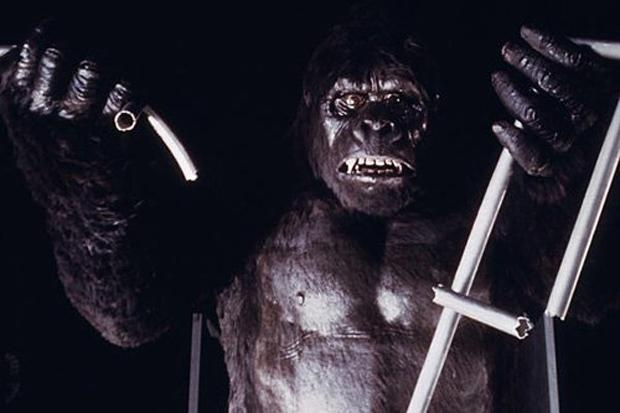 tao hinh King Kong anh 3