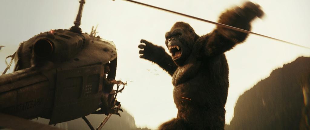 Gioi phe binh phim quoc te cham 'Kong: Skull Island' o muc kha hinh anh 1