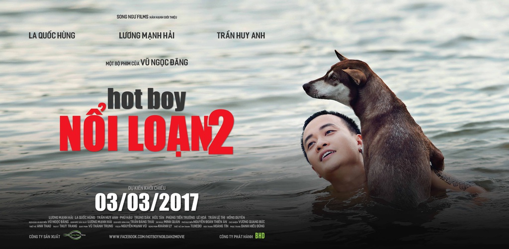 'Hot boy noi loan 2' chua du tinh te nhu phan mot hinh anh 1