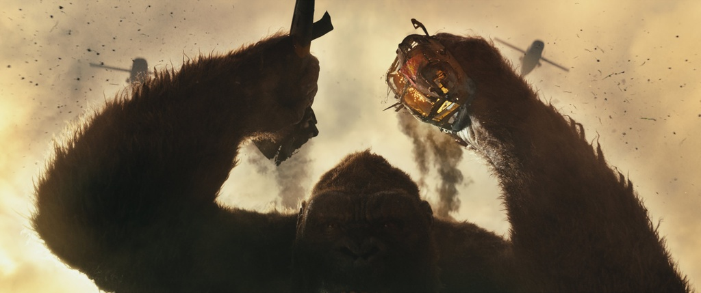 review phim Kong Skull Island anh 3