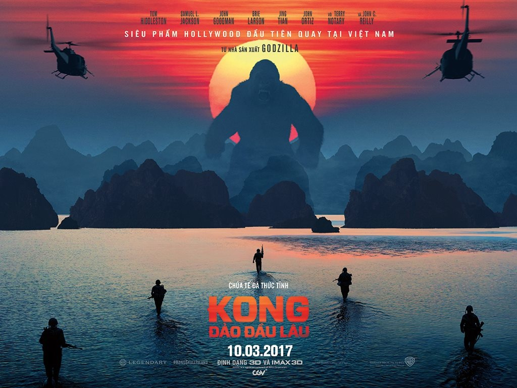 review phim Kong Skull Island anh 1