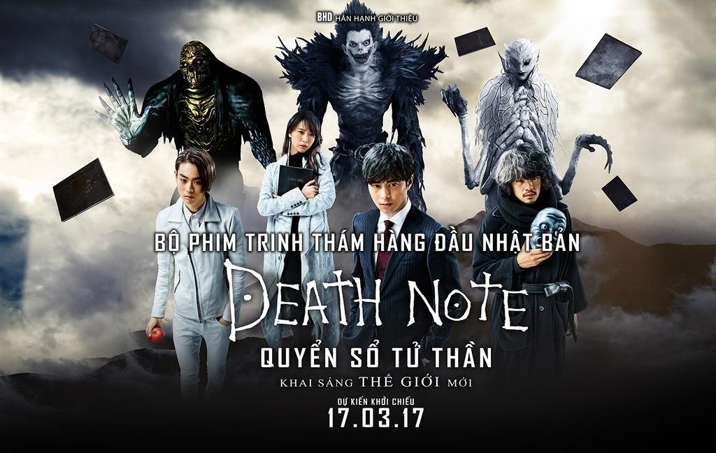 'Light Up the New World' giup thoa long fan 'Death Note' sau 10 nam hinh anh 1