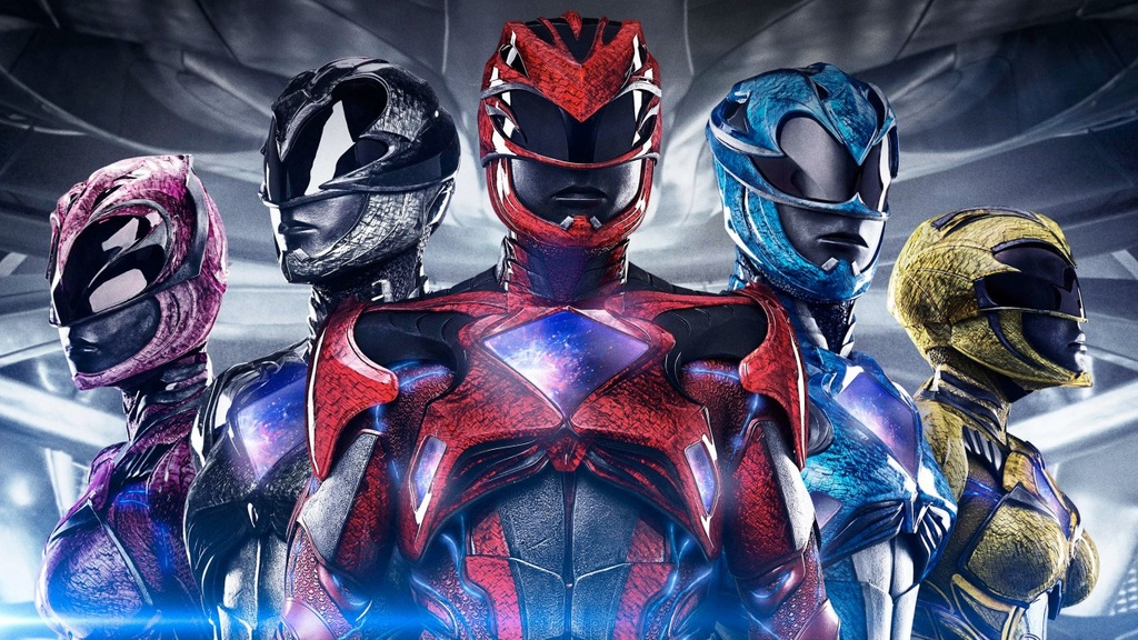 review Power Rangers anh 2
