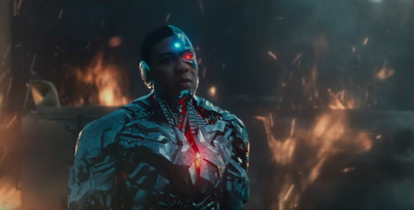trailer phim Justice League anh 2