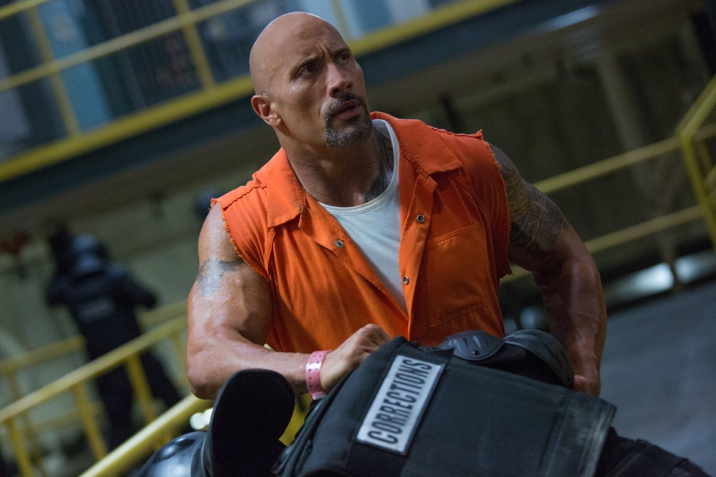 Cai va giua Vin Diesel va The Rock anh huong den 'Fast 8' nhu the nao? hinh anh 6
