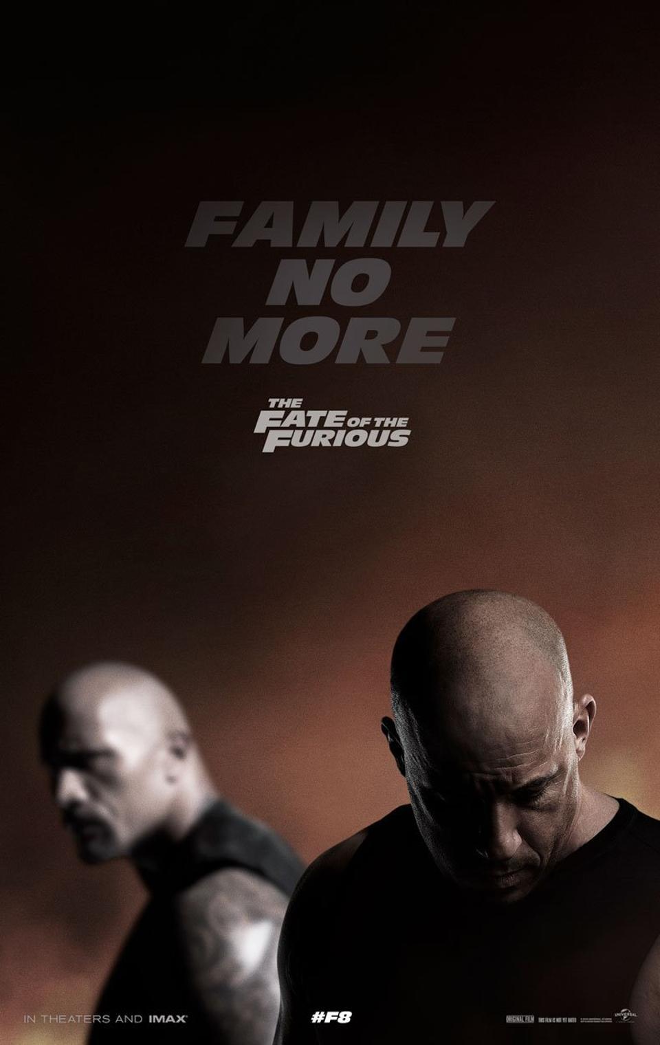 Cai va giua Vin Diesel va The Rock anh huong den 'Fast 8' nhu the nao? hinh anh 4