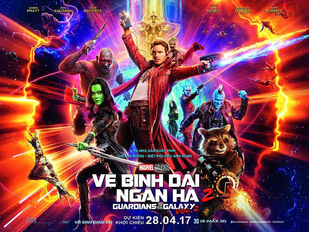 'Ve binh dai ngan ha 2': Canh bac tiep theo cua Marvel hinh anh 1