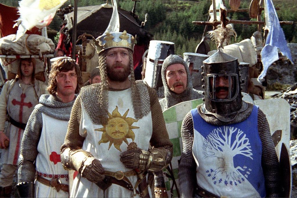 10 lan truyen thuyet Vua Arthur duoc ke lai tren man anh rong hinh anh 5