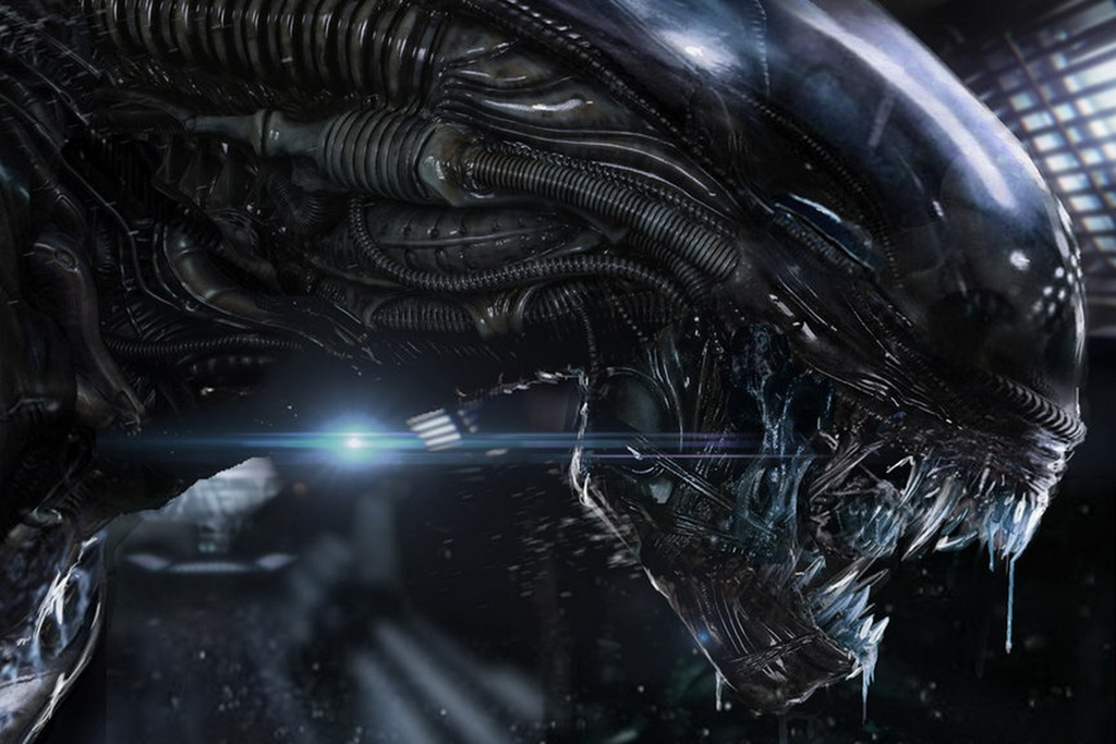 Cac hinh thuc tien hoa ghe ron cua quai vat trong 'Alien' hinh anh 4