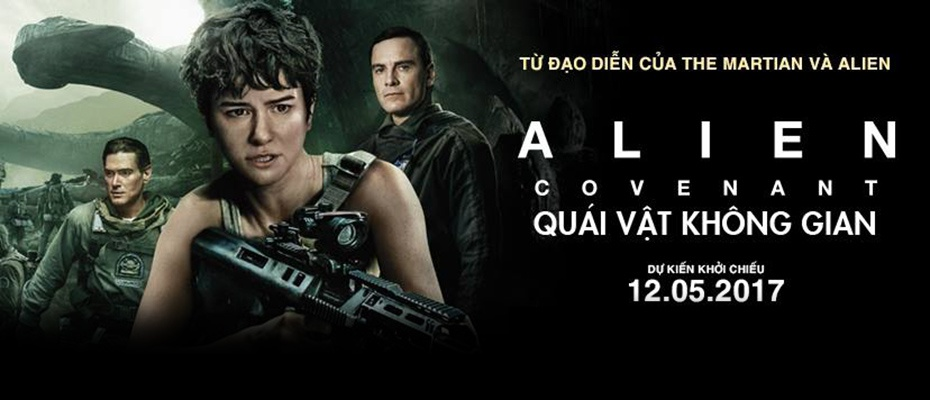 review phim Alien Covenant anh 1