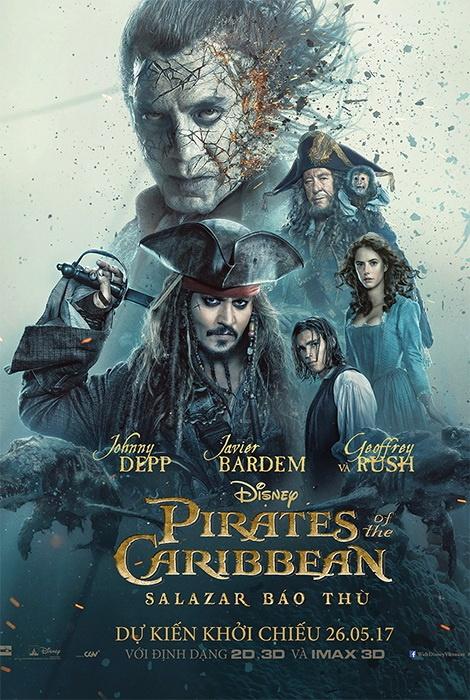 review phim Cuop bien Caribe 5 anh 1